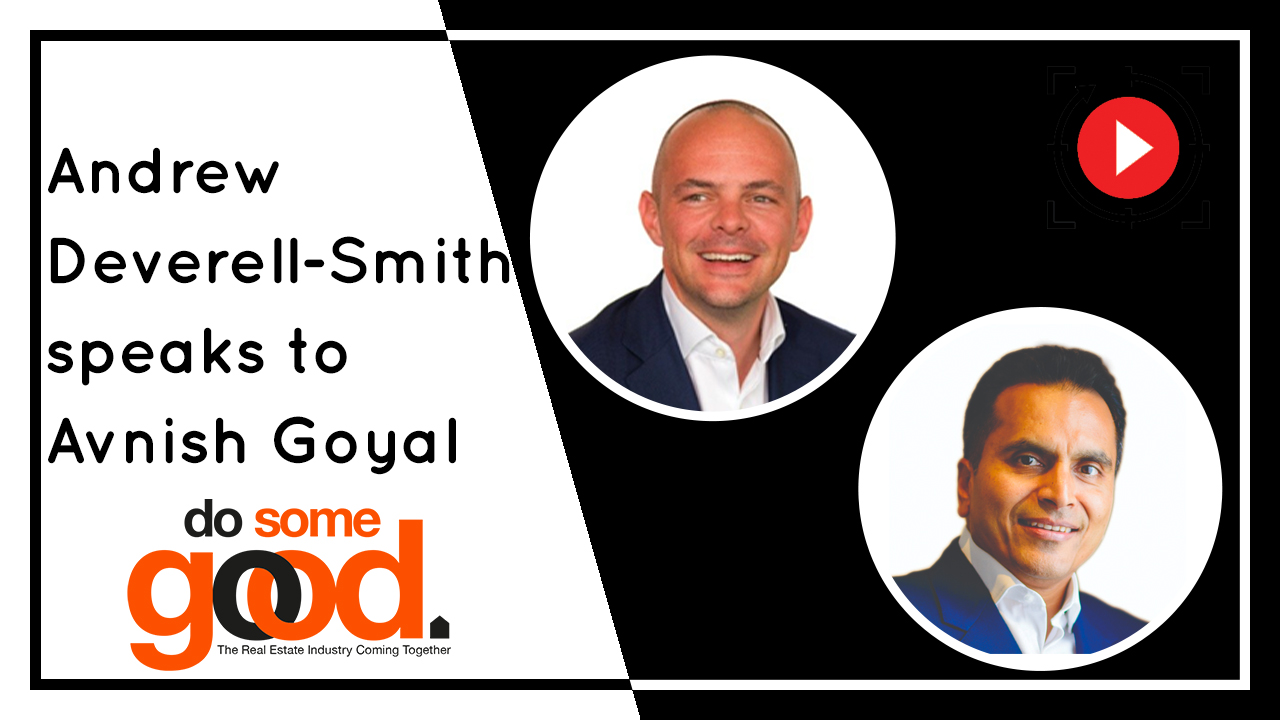 Andrew Deverell-Smith speaks to Avnish Goyal, chair of Care England